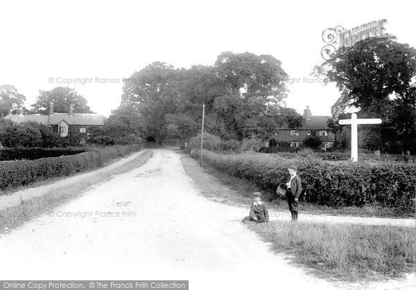 Charlwood, Place Farm 1904