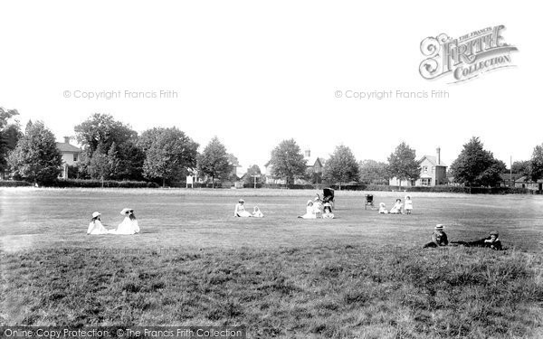 Charlwood, Recreation Ground 1904