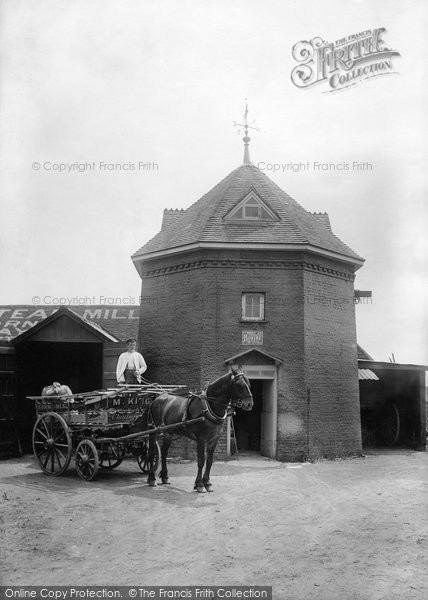Charlwood,the Old Mill 1906,Surrey