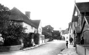 Charlwood, the Street 1904