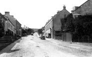 Charmouth, Village 1890