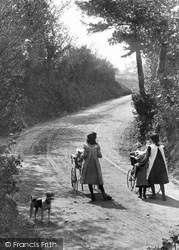 Chartham, A Country Walk 1906