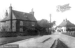Chartham, Old School House 1906