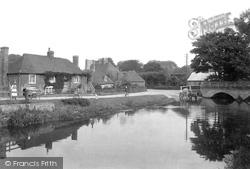 Chartham, Riverside 1908
