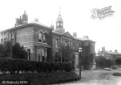 Chartham, The Asylum 1903