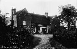 Chartham, The Deanery 1908