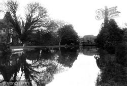 Chartham, The Grange 1903