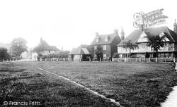 Chartham, The Green 1903