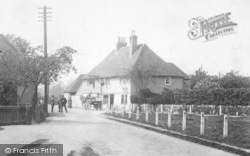 Chartham, The King's Head 1906