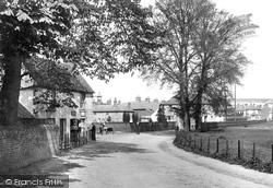 Chartham, The Parade 1905