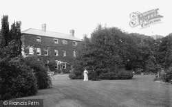 Chartham, The Rectory 1908