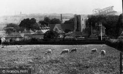 Chartham, The Village 1908
