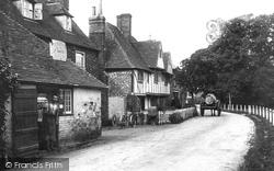 Chartham, Village 1908