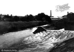 Chartham, Waterfall 1908