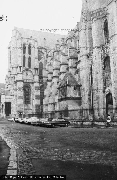 Photo of Chartres, The Cathedral 1964