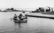Chasewater, Children's Boating Lake c.1965