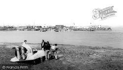 Chasewater, Hovercraft c.1965