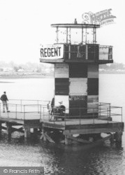 Chasewater, Lighthouse c.1965