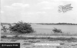 Chasewater, Sailing Club c.1965