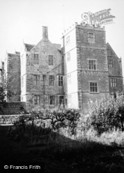 Chastleton House c.1950, Chastleton
