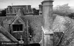 Chastleton House, The Roof c.1950, Chastleton