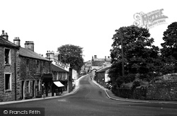 Chatburn, Bridge Road  c.1955