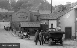 Charabanc In The Village 1921, Chatburn