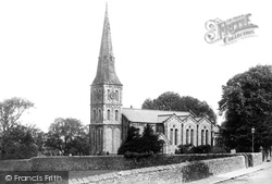 Chatburn, Christ Church 1894
