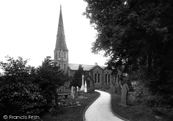 Chatburn, Christ Church 1921