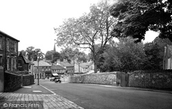 Chatburn, Crow Trees Brow c.1955