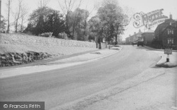Chatburn, Crow Trees Brow c.1960
