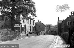 Gisburn Road c.1950, Chatburn