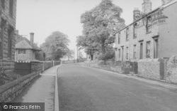 Gisburn Road c.1960, Chatburn