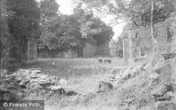 Ruins c.1910, Chatburn