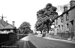 Chatburn, Sawley Road c.1950