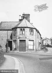 Chatburn, The Toll House c.1955