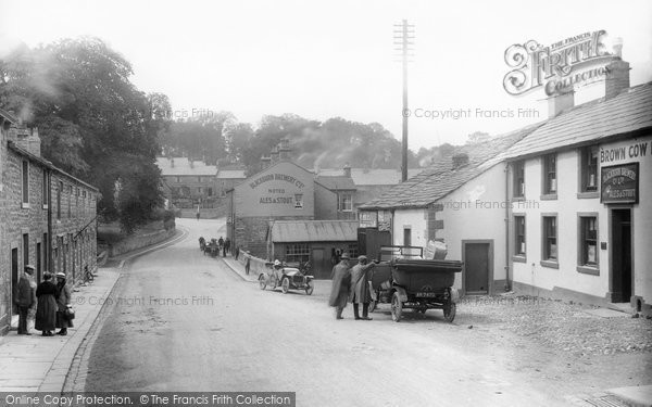 Photo of Chatburn, the Village 1921