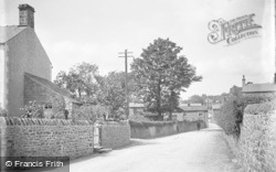 Chatburn, The Village c.1910