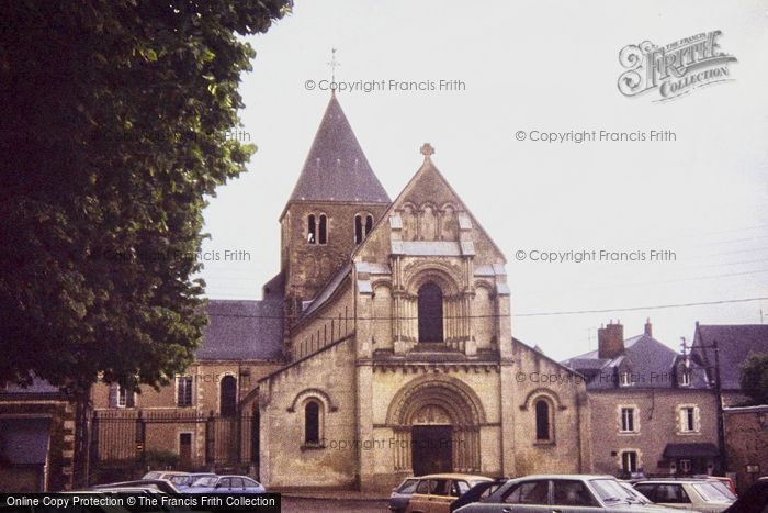 Photo of Château Gontier, Church Of St Jean 1984