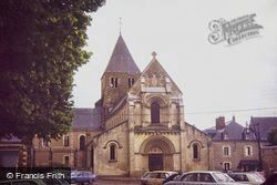 Church Of St Jean 1984, Château-Gontier