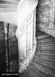 Staircase, The Chateau 1964, Chateaudun