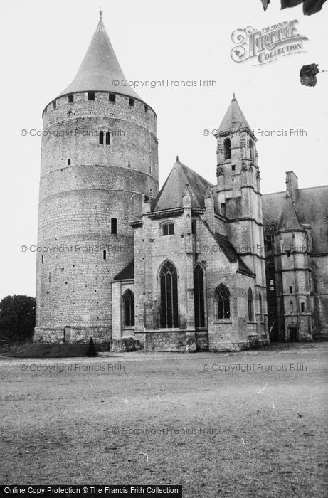 Photo of Chateaudun, The Chateau 1964