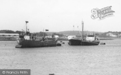 Chatham, Boats c.1965