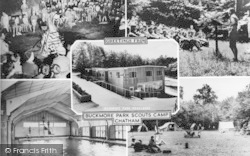 Chatham, Buckmore Park Scouts Camp Composite c.1965
