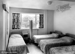 Chatham, Buckmore Park, The Hospital c.1960