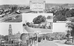 Chatham, Composite c.1960