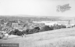 Chatham, General View c.1955