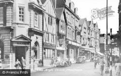 Chatham, High Street c.1955