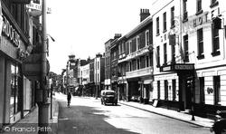 Chatham, High Street c.1960