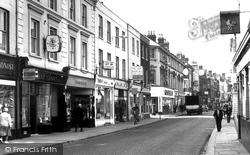Chatham, High Street c.1965